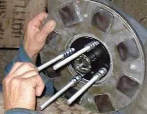 Rotor alternador